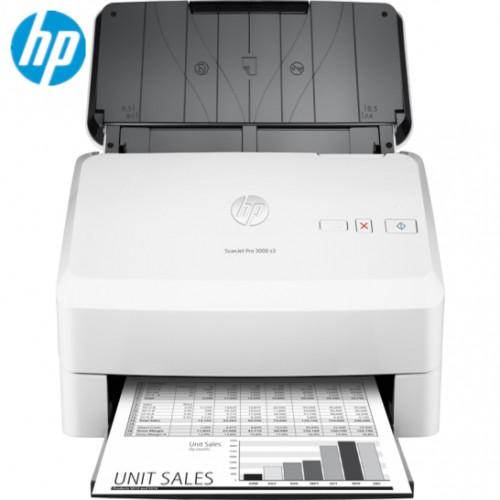 惠普HP SCANJET PRO 3000 S3 馈纸式扫描仪