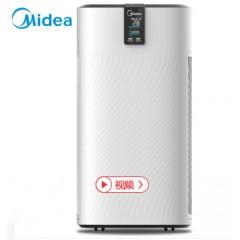 美的(Midea)KJ700G-H32 空气净化器 家用静音除甲醛雾霾二手烟PM2.5
