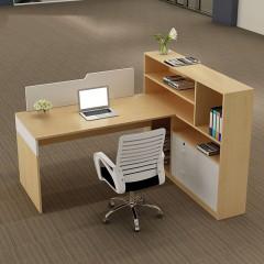 世纪柏源办公家具简约现代职员桌2/4/6员工位财务桌四人工作卡位